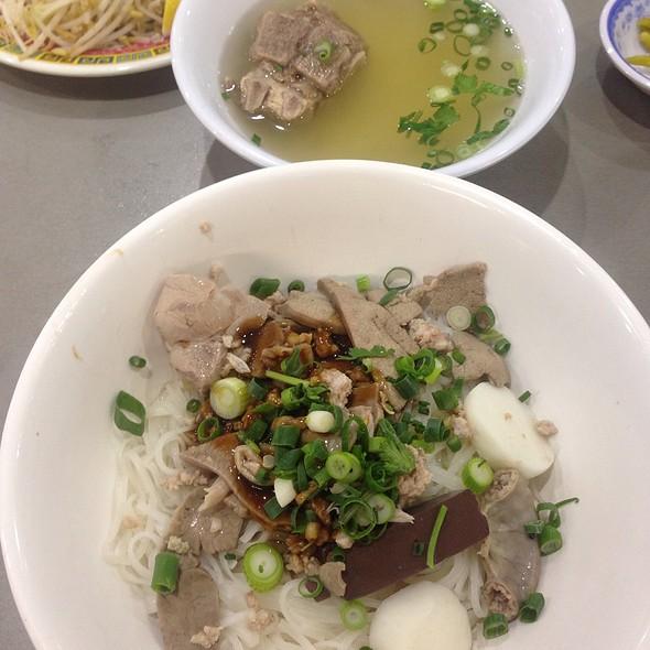 Hu Tieu Dai Thap Cam (Kho)
