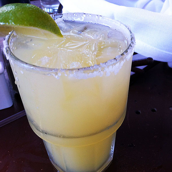 Margarita - Reata Restaurant-Alpine, Alpine, TX