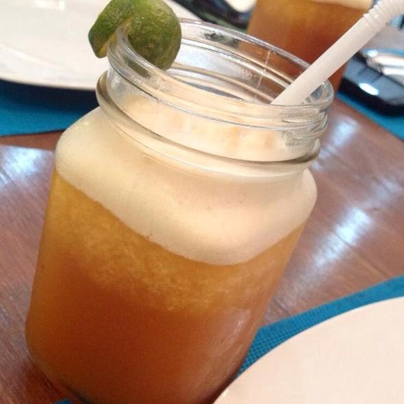 Frozen Iced Tea @ Lighthouse Resto & Bar