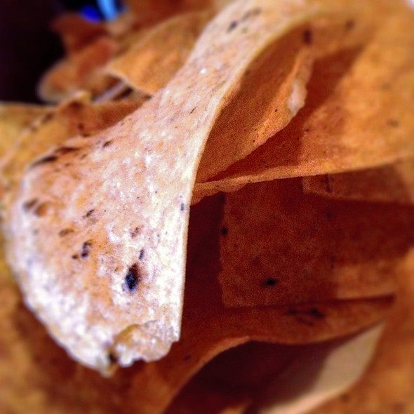 Tortilla Chips @ Mexican Food Factory