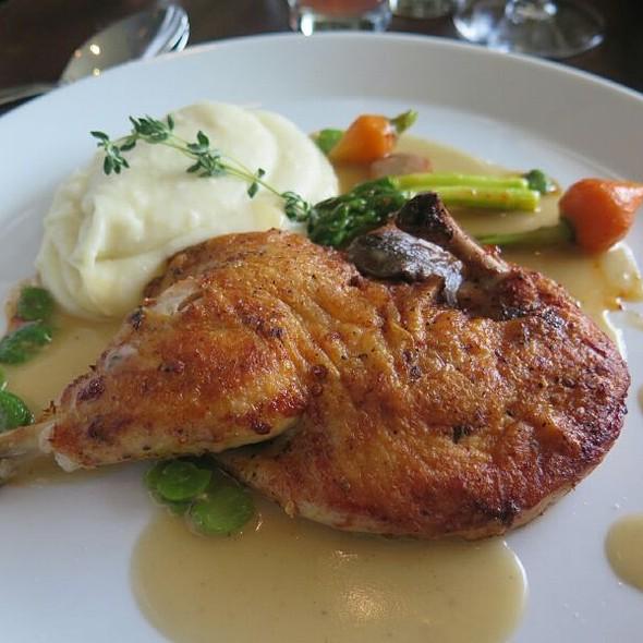 Brick Chicken @ Table On Post Oak
