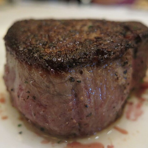 Filet Mignon - Del Frisco's Double Eagle Steak House - Houston