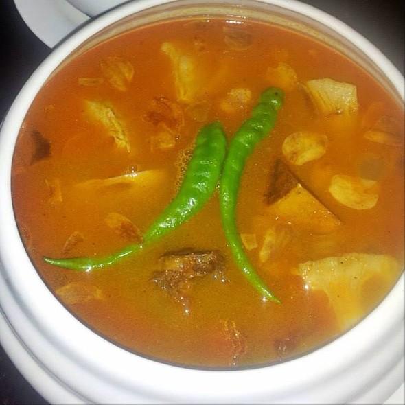 Corned Beef Kansi @ Punot Restaurant