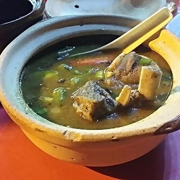 Sup Kambing @ Lesung Cili Padi Cafe