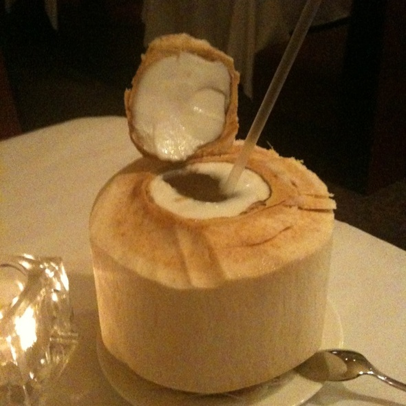 Fresh Coconut Juice - White Shallot, San Jose, CA