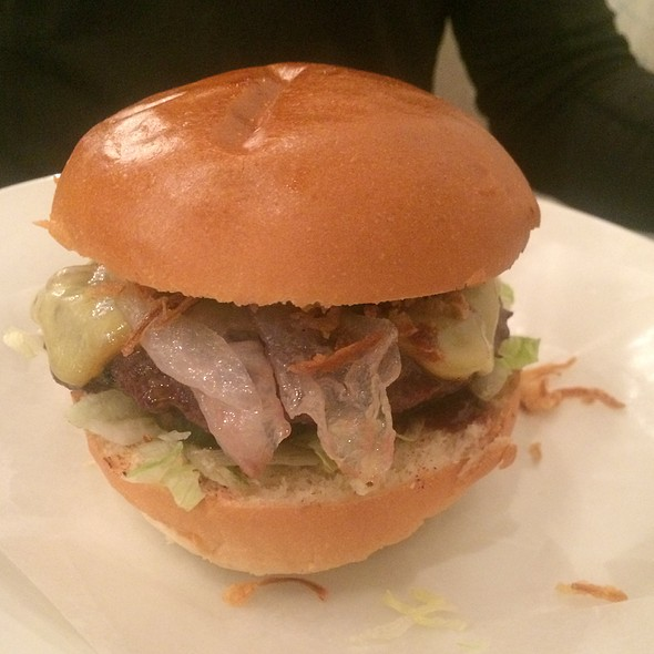 Smokey @ Byron Proper Hamburgers
