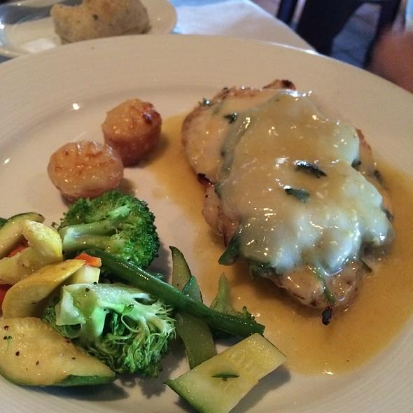 Chicken Florentine - Spaggi's, Upland, CA