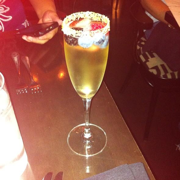 Berry Bubble - Monarch @ Hotel Zaza, Houston, TX