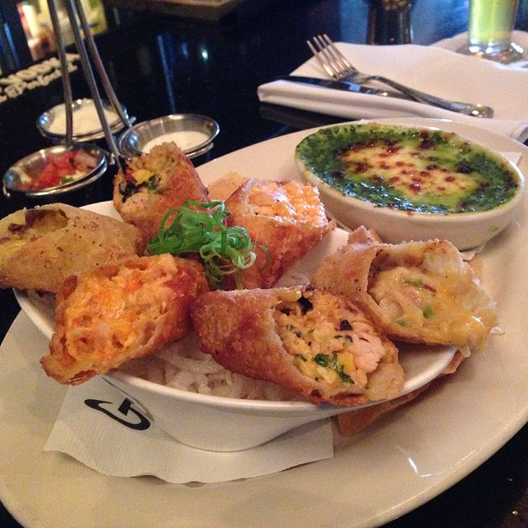 Appetizer Tasting - The Standard Restaurant & Lounge, Albany, NY