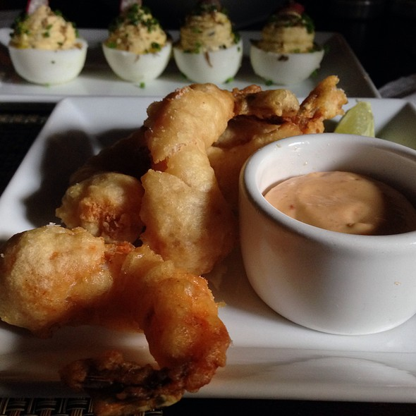 Crackling Shrimp W/ Chipotle Aioli