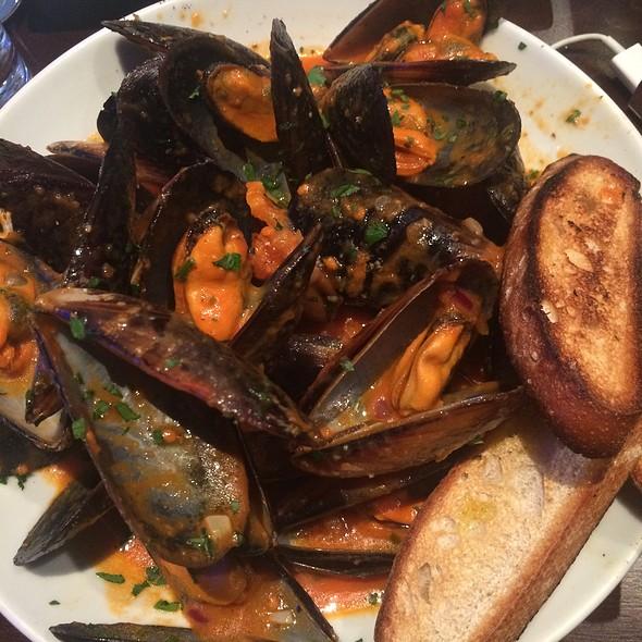 Mussels @ Sopranos Restaurant