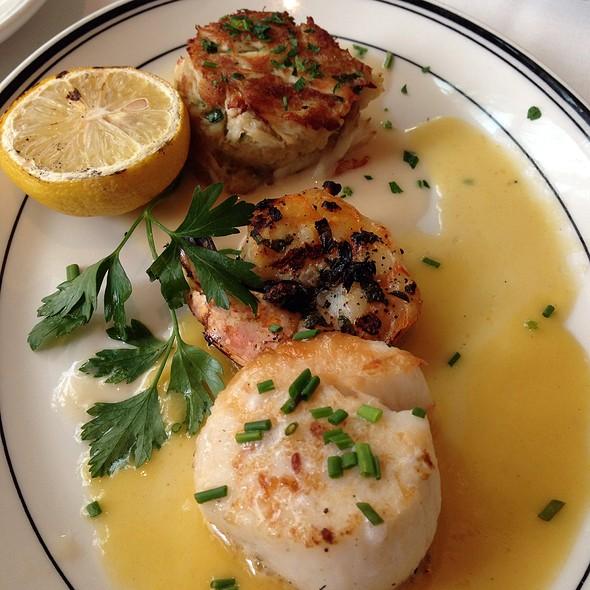 Seafood Trio - The Grill on the Alley - Dallas, Dallas, TX