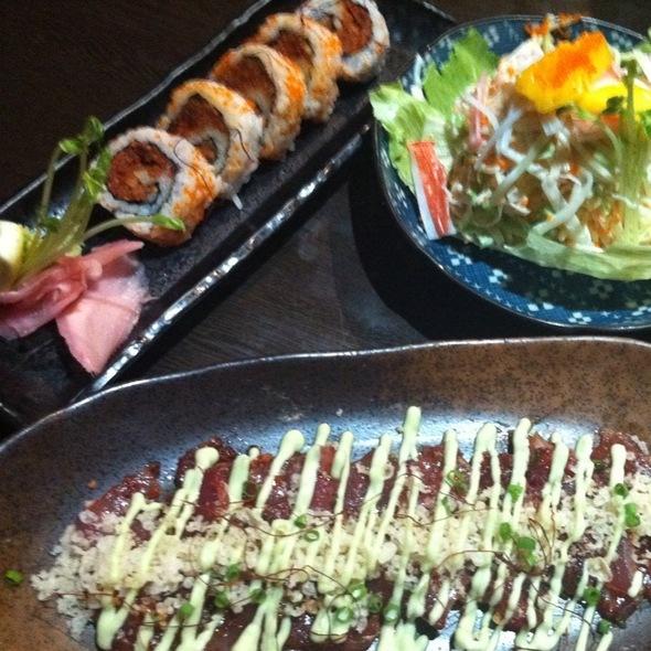 Spicy Tuna Rolls @ Jozu Kin
