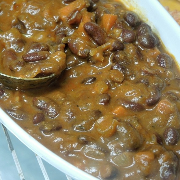 Red Kidney Beans with Olive Oil