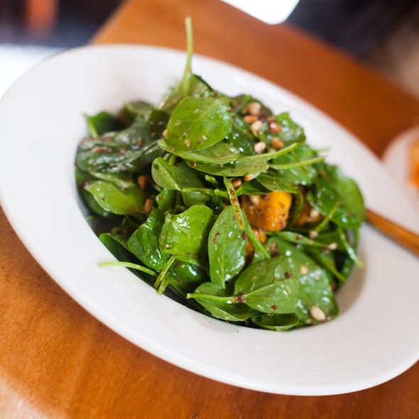 Pumpkin & Seeds Salad @ Bimbo Deluxe