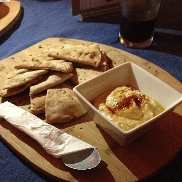 Hummus @ Amon Solar