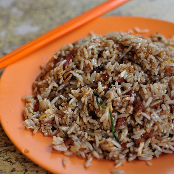 Nyonya Fried Rice @ May flower restaurant Cameron highlands