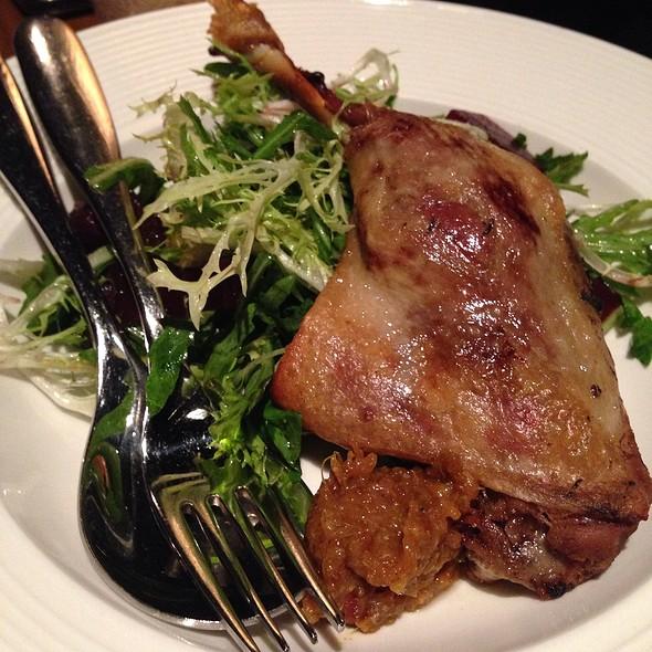 Duck Confit Salad @ bouquet