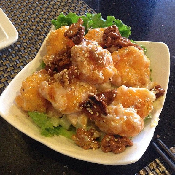 Honey Walnut Shrimp @ Capital Seafood Restaurant