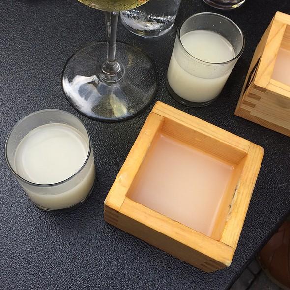 Sake In A Box