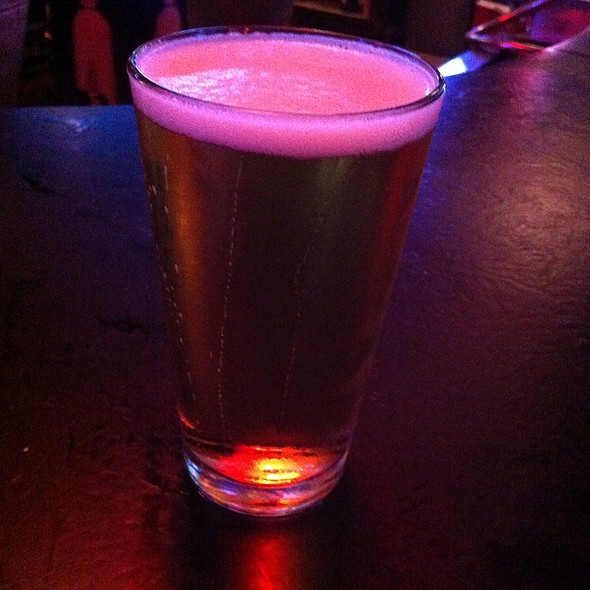 Pint Of Palm - BISTECCA – An Italian Steakhouse (formerly The Grotto), Highland Village, TX