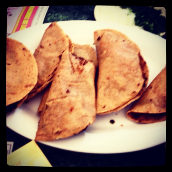 Potato Quesadillas
