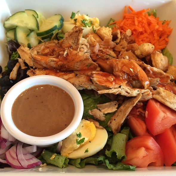 Deviled Cobb Salad @ Bubba's Bbq Bistro