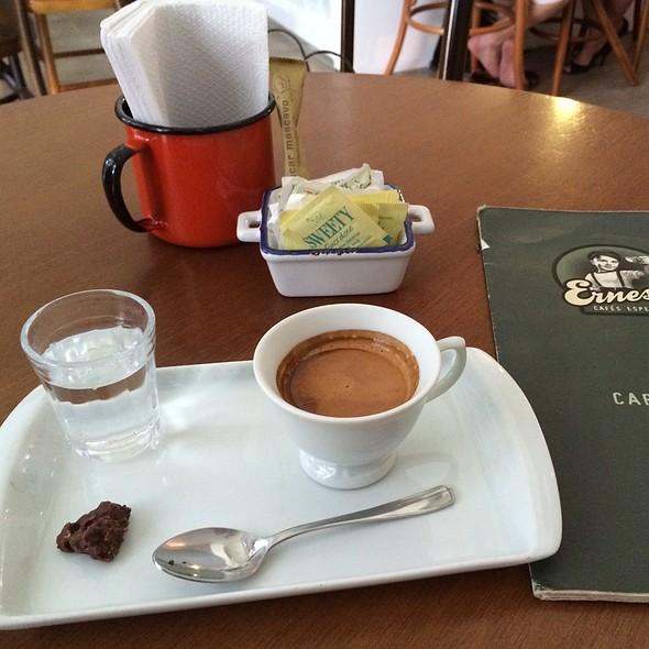 Espresso @ Ernesto Cafés Especiais