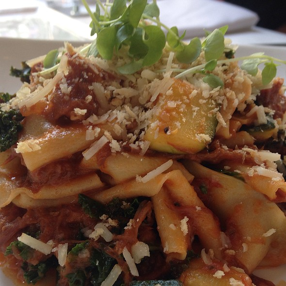 Papperdelle With Goat Ragu