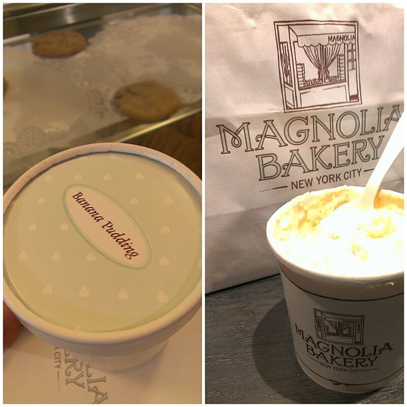 Banana Pudding @ Magnolia Rock Center LLC