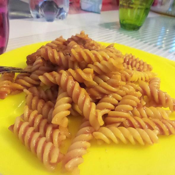 Pasta Al Sugo Di Melanzane @ MyFriendFrenky