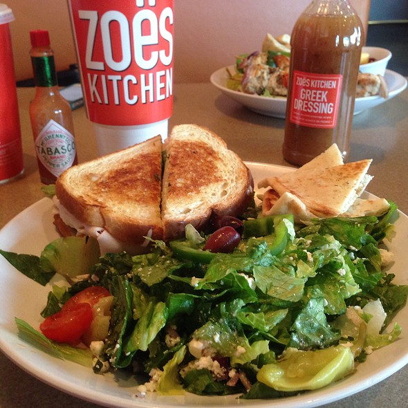 Zoes Kitchen zoes kitchen menu - houston, texas - foodspotting