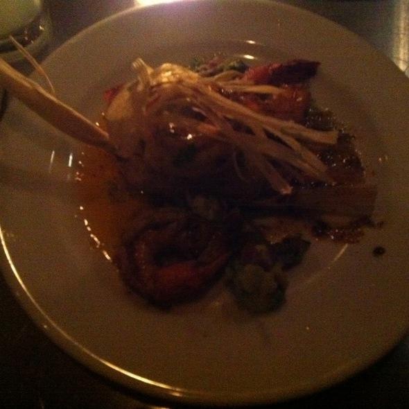 shrimp appetizer @ Rocking Horse Cafe