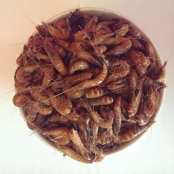 Shrimps @ Vishandel Gaetane