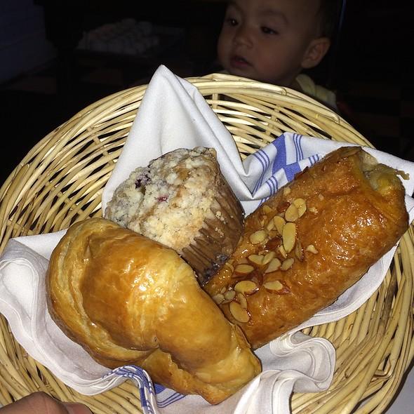 Pastry Basket - Brasserie 292, Poughkeepsie, NY