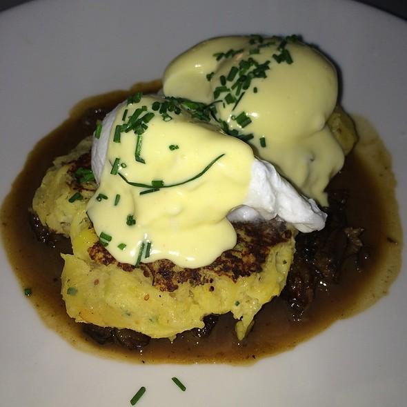 Braised Short Rib Potato Cake - Brasserie 292, Poughkeepsie, NY