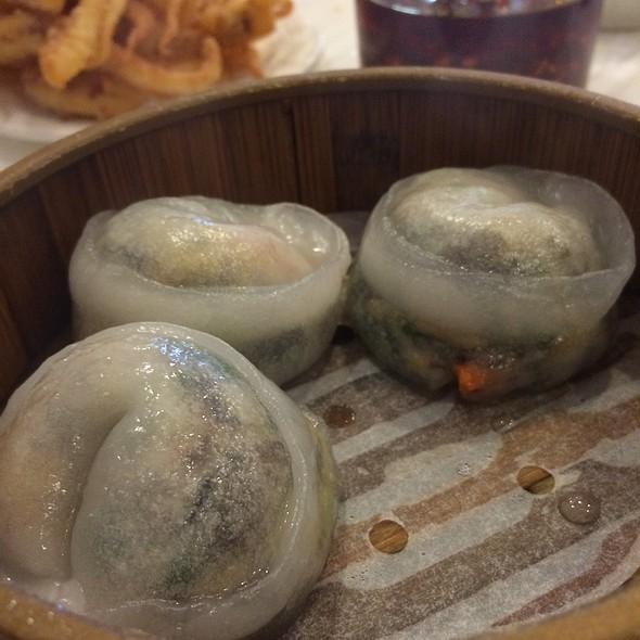 Veggie Dumplings @ Rol San Restaurant
