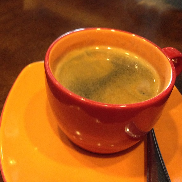 Long Black @ Antipodean Café Menara Tan & Tan