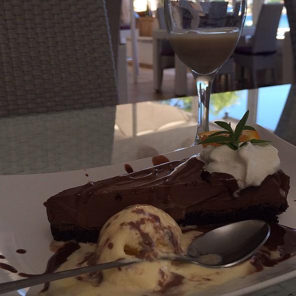 Chocolate Cake By Irena @ Cafebar Kocka