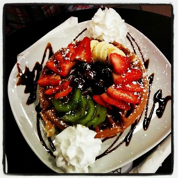 Waffle @ Coffee Code