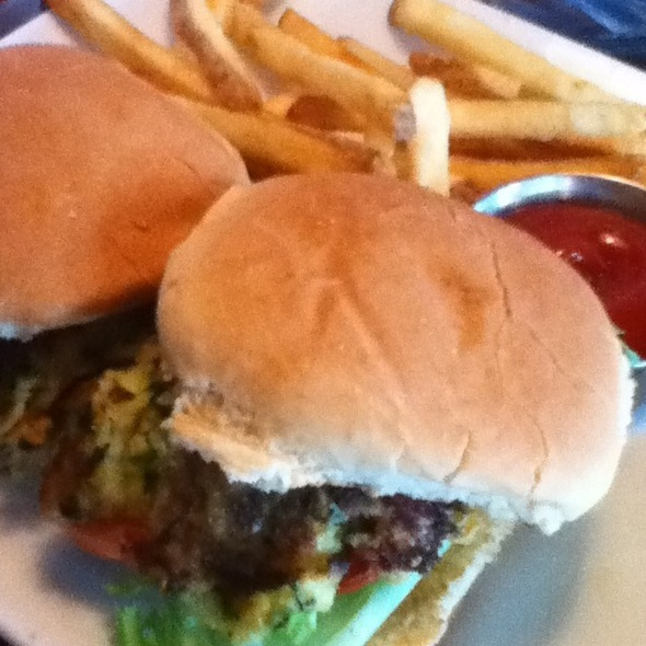 Ruby Tuesday Grilled Chicken Crab Cake Combo