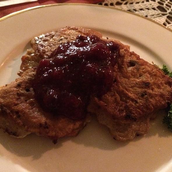 Purim Chicken @ Klezmer Hois