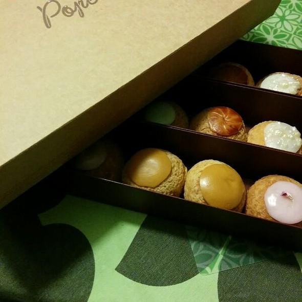 Choux Cream @ Popelini