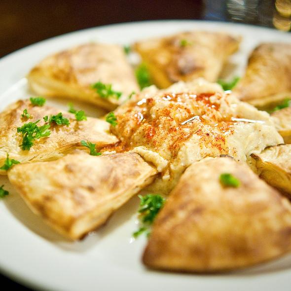 Hummus @ Turkuaz Cafe