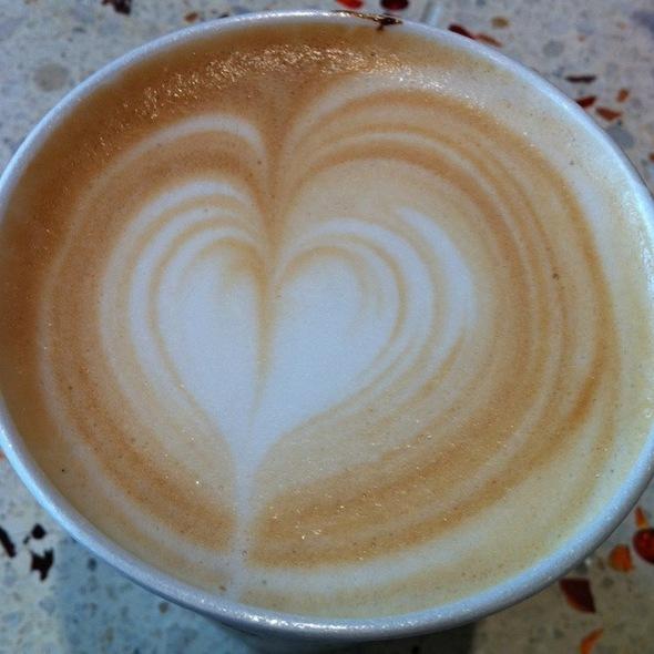 Cappuccino @ a matter of taste