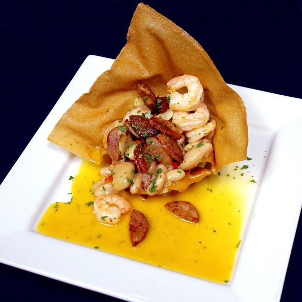 Shrimp & Sausage