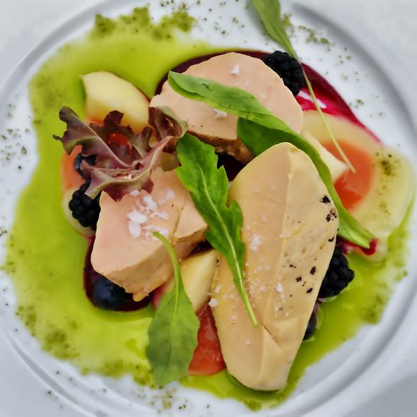 Foie Gras De Canard @ Pajta