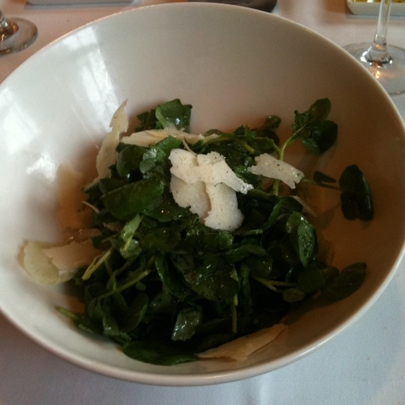 Watercress Salad - Trevi's Restaurant - Omni Mandalay, Irving, TX