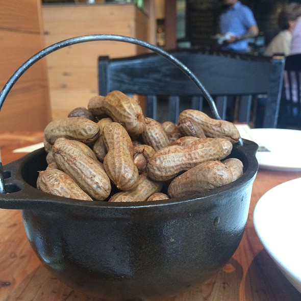 Spicy Boiled Peanuts @ Boxing Room