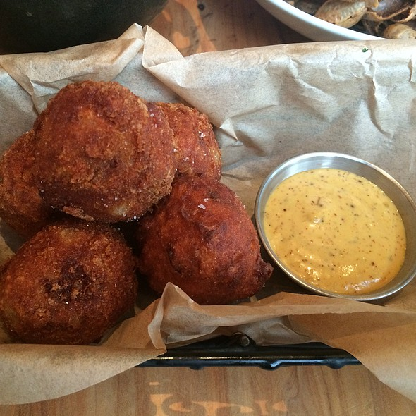 Boudin Balls @ Boxing Room